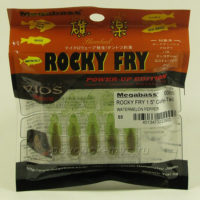 Megabass Rocky Fry 1.5 Curly tail WATER MELON PEPPER