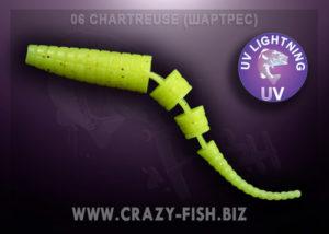 Crazy Fish POLARIS 3 chartreuse