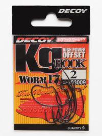 Крючок Decoy Kg Hook Worm 17 №2