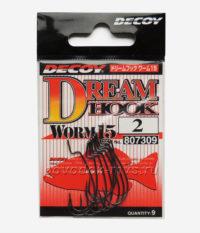 DECOY Dream Hook Worm 15 №2