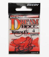 DECOY Dream Hook Worm 15 №4
