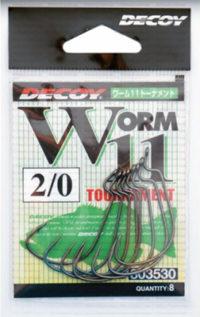 Decoy  - Worm 11 Tournament 2/0