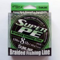 Sunline Super PE 150м 0.8